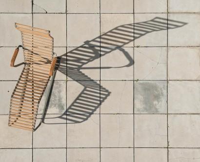 Marcel Breuer, chaise longue WB 346, 1932.