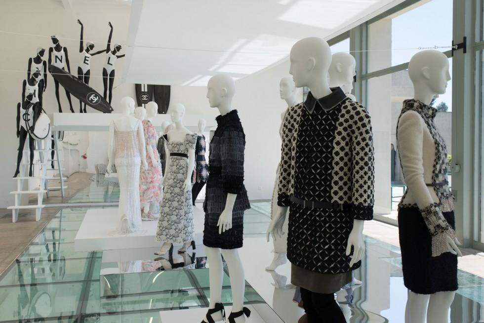 Photographie evenementiel exposition Chanel villa Noailles hyeres
