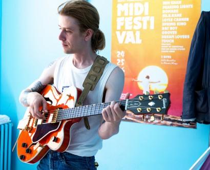 Photographie evenementiel festival MIDI villa Noailles hyeres