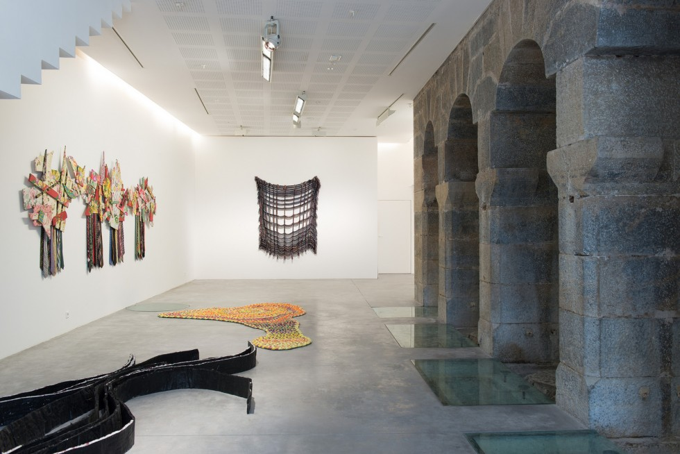 Photographie événementiel : Exposition TRAME à l'Espace d'art Le Moulin