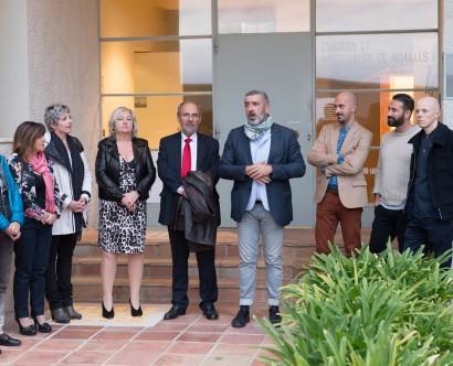 Photographie événementiel : vernissage de l'exposition Image de Mode à la villa Noailles à Hyères